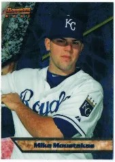 2011 Bowmans Best Prospects Mike Moustakas
