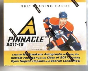 2011-12 Pinnacle Hockey Box
