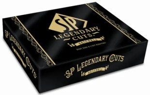 2011 Upper Deck Sp Legendary Cuts Baseball Box