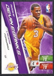 2010-11 Panini Adrenalyn Devin Ebanks Rookie RC Card