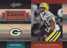 2011 Panini Absolutes Canton Charles Woodson