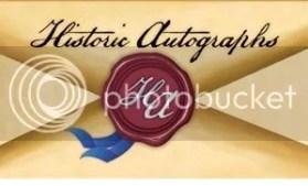 Historic Autographs Trading Card Company