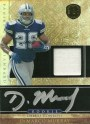 2011 Panini Gold Standard DeMarco Murray Autograph Material RC