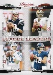 2011 Prestige League Leaders