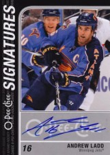 2011 Upper Deck O-Pee-Chee Signatures Card
