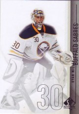 2010-11 Sp Authentic Ryan Miller #13 Base Card