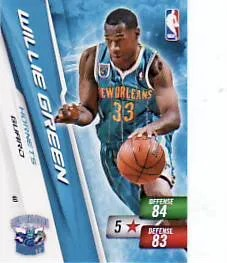2010-11 NBA 2 Adrenalyn Willie Green