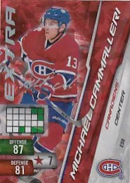 Michael Cammalleri Adrenalyn Extra Signature