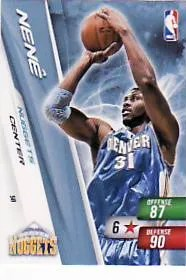 2010-11 Adrenalyn NBA 2 Nene