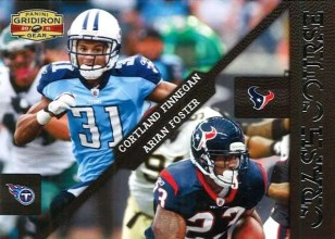 2011 Panini Gridiron Gear Crash Course Insert Card
