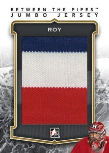 2010/11 ITG Between The Pipes Jumbo Jersey Patrick Roy