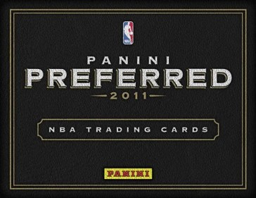 2011-12 Panini Preferred Basketball Box