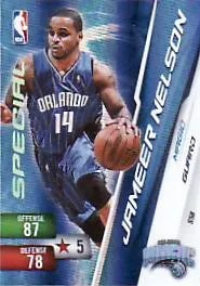 2010-11 NBA 2 Jameer Nelson Special