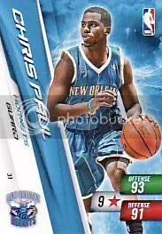 NBA adrenalyn xl 2011-Javal McGee #295 washington