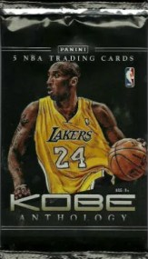 2012-13 Panini Kobe Bryant Anthology Pack