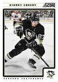 2012-13 Score Sidney Crosby Base Card