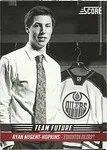 2012-13 Score Team Futures Insert #TF2 Ryan Nugent-Hopkins