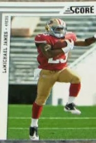 2012 Score LaMichael James SP Photo Variation RC
