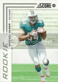 2012 Score Michael Egnew Rookie Card