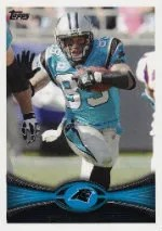 2012 Topps #374 Steve Smith Base Card