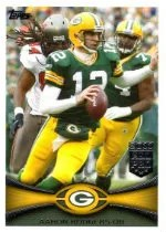 2012 Topps Aaron Rodgers #1