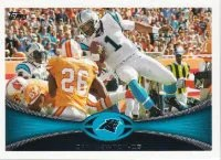 2012 Topps Cam Newton Base Card #250
