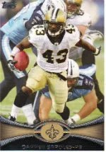 2012 Topps Darren Sproles Base Card