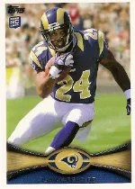 2012 Topps Isaiah Pead RC #399