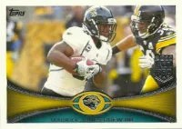 2012 Topps Maurice Jones-Drew Base Card #120