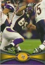 2012 Topps SP Photo Variation #420 Jared Allen