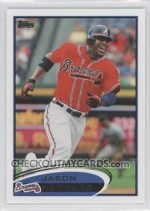2012 Topps Series 1 Jason Heyward