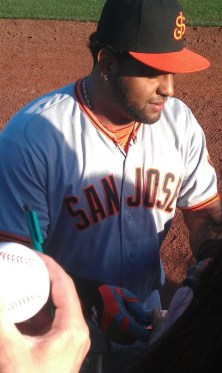 Pablo Sandoval - San Francisco Giants Prospect