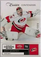 2011/12 Panini Rookie Anthology Calder Cup Contenders Mike Murphy Card #/999