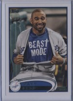 2012 Topps Series 2 Matt Kemp Beast Mode