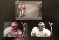 2012 Upper Deck SPx George Rodgers Shadow Box Holder