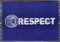 2012 Panini Euro Soccer Futbol Stickers Respect