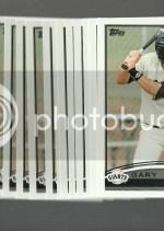 2012 Topps Pro Debut Gary Brown