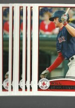 2012 Topps Pro Debut Will Middlebrooks Base