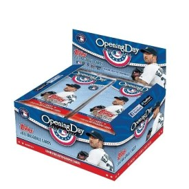 2012 Topps Opening Day Hobby Box