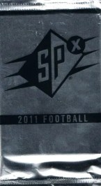2011 Upper Deck SPx Box Loader Pack