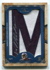 2011 Topps 5 Five Star Von Miller Letter Patch Auto