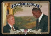 2012 UD Goodwin Hakeem - Bill Clinton Sp
