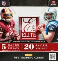 2012 Donruss Elite Football Box