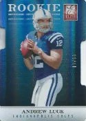 2012 Donruss Elite Andrew LUck Aspiration