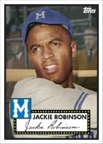 2012 Topps National Convention NSCC Jackie Robinson