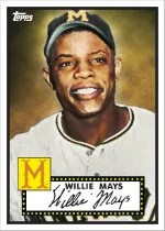2012 Topps National Convention Willie Mays