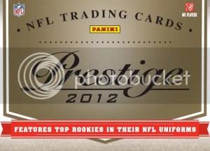 2012 Panini Prestige Football
