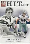 2012 Donruss Elite Sean Lee Hit List