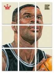 2012 Sports Kings David Robinson Puzzle