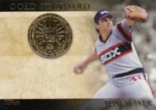2012 Topps Series 1 Tom Seaver Gold Standard